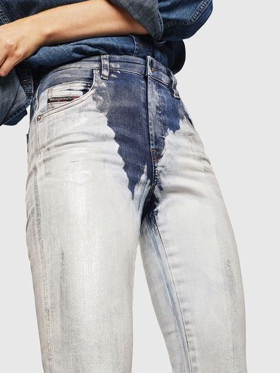 Diesel - Babhila 0094W, Bleu moyen - Jeans - Image 3