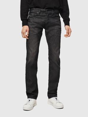 Safado 082AT, Noir/Gris foncé - Jeans