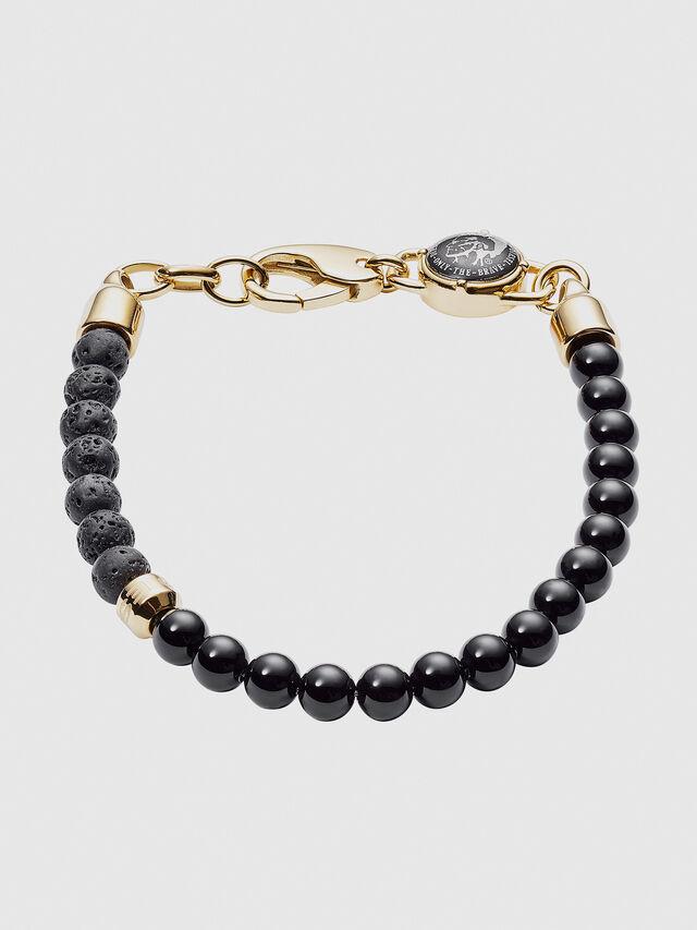 Diesel - DX1058, Noir - Bracelets - Image 1