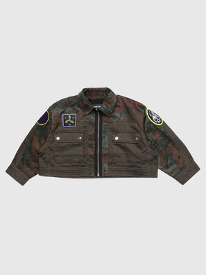 JANAPAY, Vert Camouflage - Vestes