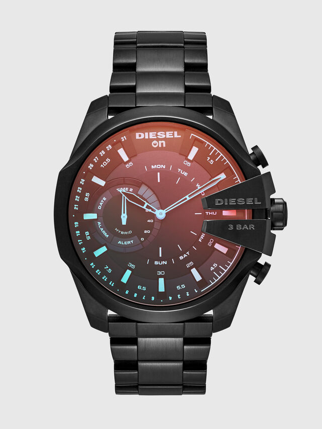 Diesel - DT1011, Noir - Smartwatches - Image 2