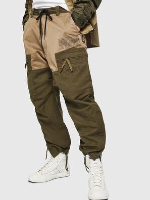P-LUKK, Vert Militaire - Pantalons