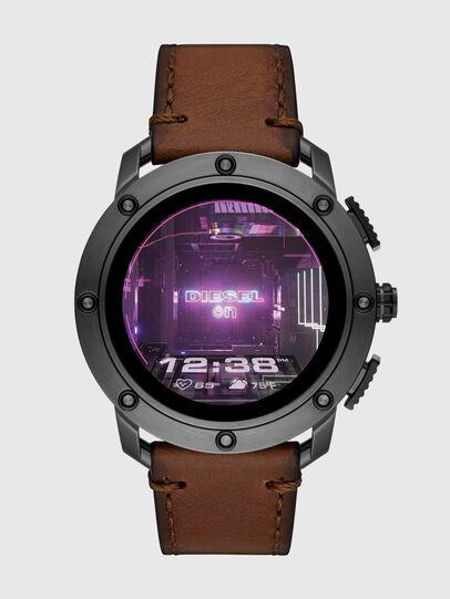 Diesel - DZT2032, Marron - Smartwatches - Image 1