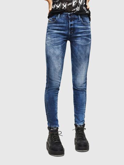 Diesel - Babhila 0096Q, Bleu moyen - Jeans - Image 1