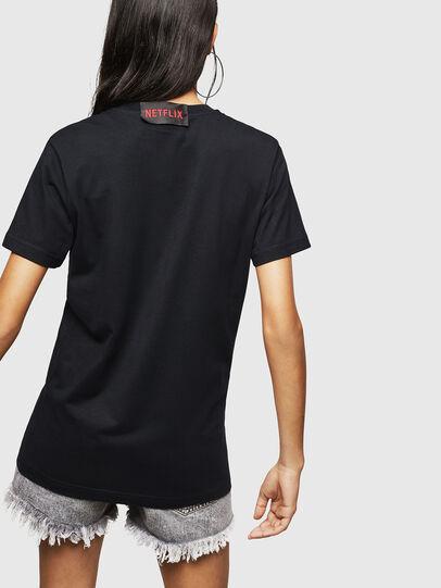 Diesel - LCP-T-DIEGO-MARSELLA, Noir - T-Shirts - Image 5