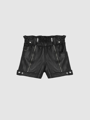 L-KUNA, Noir - Shorts