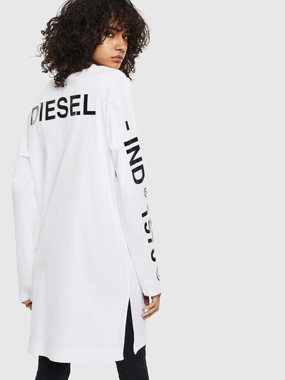 Diesel - T-ROSY, Blanc - T-Shirts - Image 2