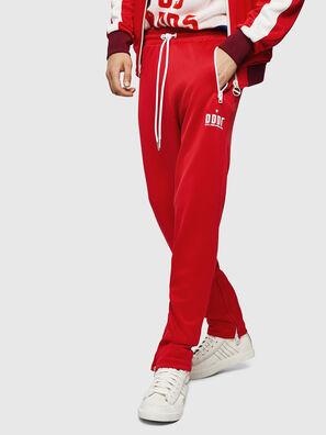 P-YEGOR-K, Rouge Flamme - Pantalons