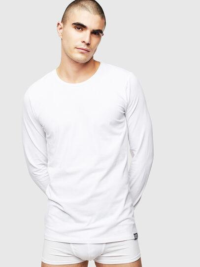 Diesel - UMTEE-JODY, Blanc - T-Shirts - Image 1