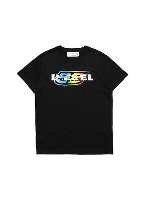 D-55LOGO, Noir - T-Shirts