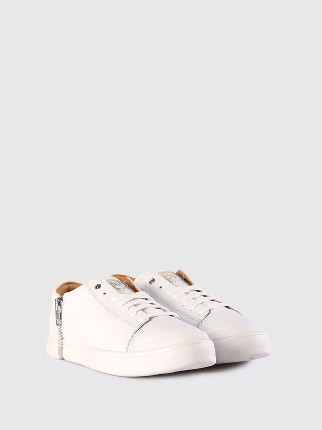 Diesel - S-NENTISH LOW, Blanc - Baskets - Image 2