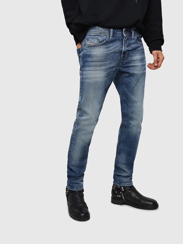 Diesel - Thommer 0853P, Bleu Clair - Jeans - Image 1