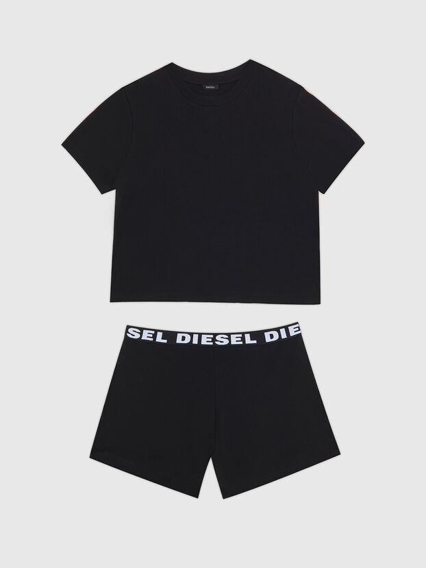 UFSET-PIJIMMY, Noir - Pyjamas