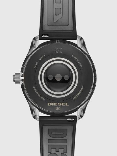 Diesel - DT2018, Noir - Smartwatches - Image 4