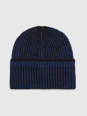 K-MANNYS, Noir/Bleu - Bonnets