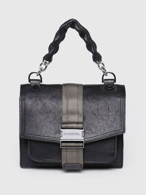 MISS-MATCH CROSSBODY, Anthracite - Sacs en bandoulière