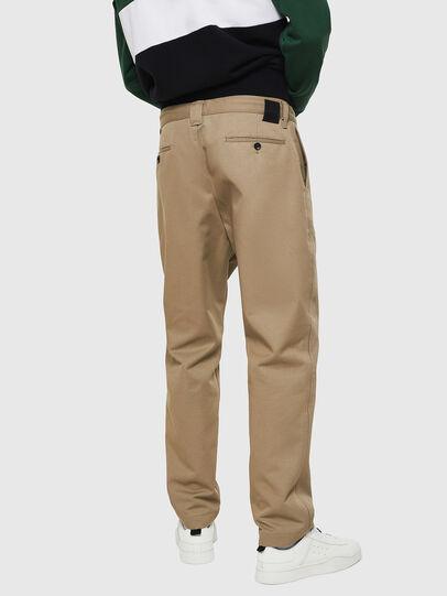 Diesel - P-MORGY, Marron Clair - Pantalons - Image 2