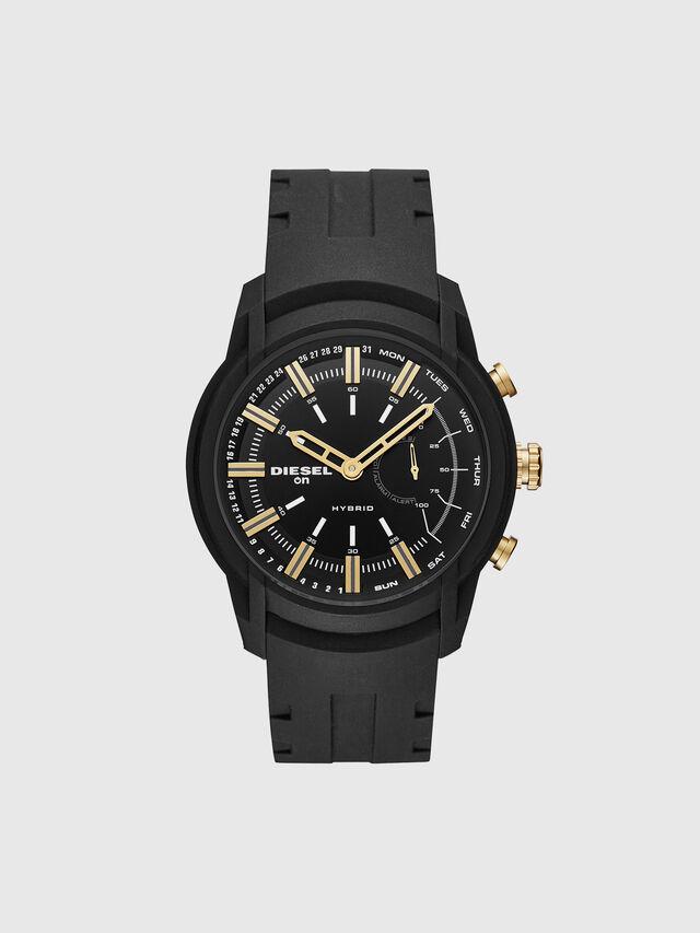 Diesel - DT1014, Noir - Smartwatches - Image 2