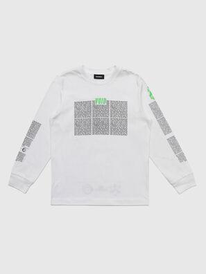 TJUSTLS-NEW, Blanc - T-shirts et Hauts