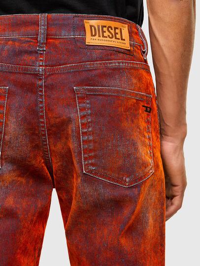 Diesel - D-Strukt 069TL, Rouge - Jeans - Image 4