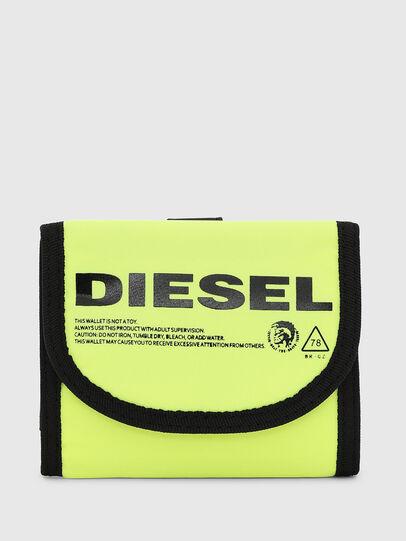 Diesel - YOSHINO LOOP, Jaune - Petits Portefeuilles - Image 1