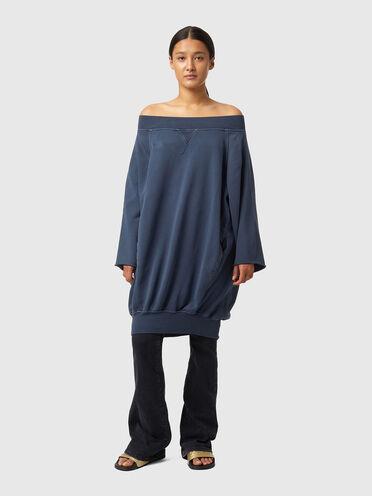 Robe sweat-shirt Cocoon