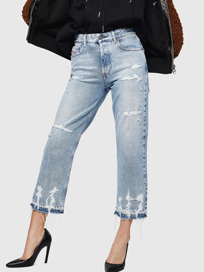 Aryel 0078L, Bleu Clair - Jeans