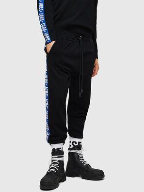 K-SUIT-B, Noir/Bleu - Pantalons