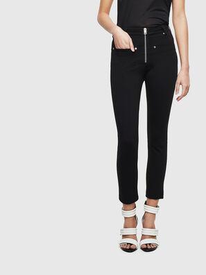 P-GLASSY, Noir - Pantalons
