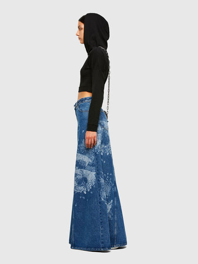 Diesel - D-Spritzz 009GV, Bleu moyen - Jeans - Image 6