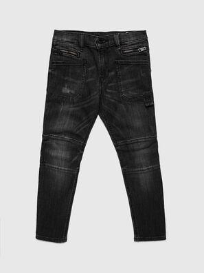 D-PHORMER-J, Noir - Jeans
