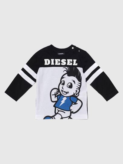 Diesel - TILLYB, Noir/Blanc - T-shirts et Hauts - Image 1