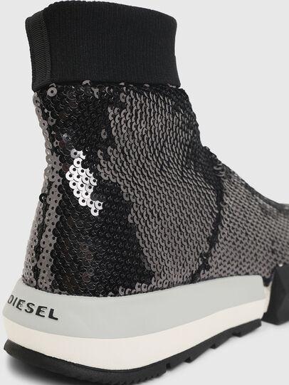 Diesel - H-PADOLA SOCK W, Noir - Baskets - Image 5