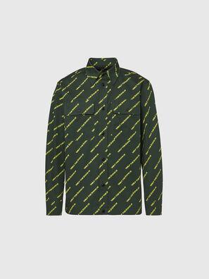 S-JESSTA, Vert Foncé - Chemises