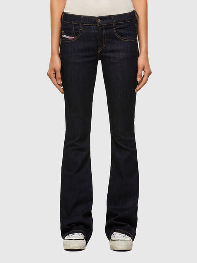 Diesel - D-Ebbey 069MX, Bleu Foncé - Jeans - Image 1