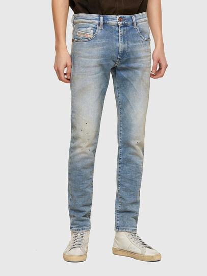 Diesel - D-Strukt JoggJeans® 069UU, Bleu Clair - Jeans - Image 1