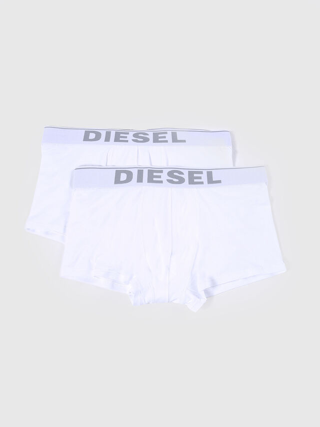 Diesel UMBX-KORYTWOPACK, Blanc - Boxeurs courts - Image 1