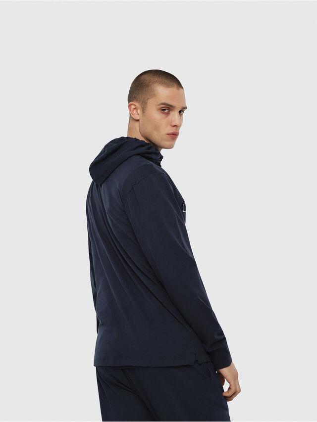 Diesel UMLT-JIMMY, Bleu Nuit - T-Shirts - Image 2