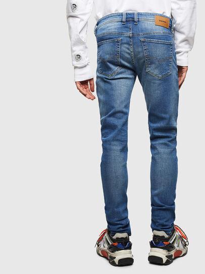 Diesel - Sleenker CN053, Bleu moyen - Jeans - Image 2