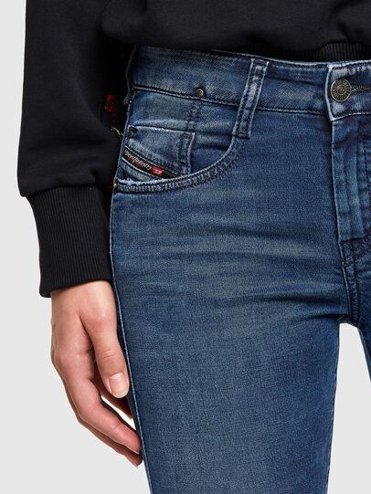 Diesel - D-Ollies JoggJeans® 069SM, Bleu Foncé - Jeans - Image 3