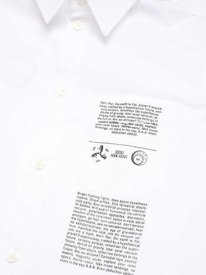 Diesel - CSVENPRINT, Blanc - Chemises - Image 4