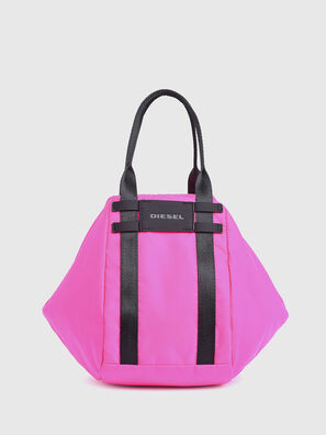 CAGE SHOPPER XS, Rose Fluo - Sacs