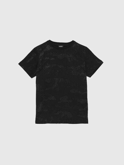 Diesel - TDARIAST, Noir - T-shirts et Hauts - Image 1