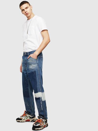 Diesel - D-Franky 009CB, Bleu moyen - Jeans - Image 8