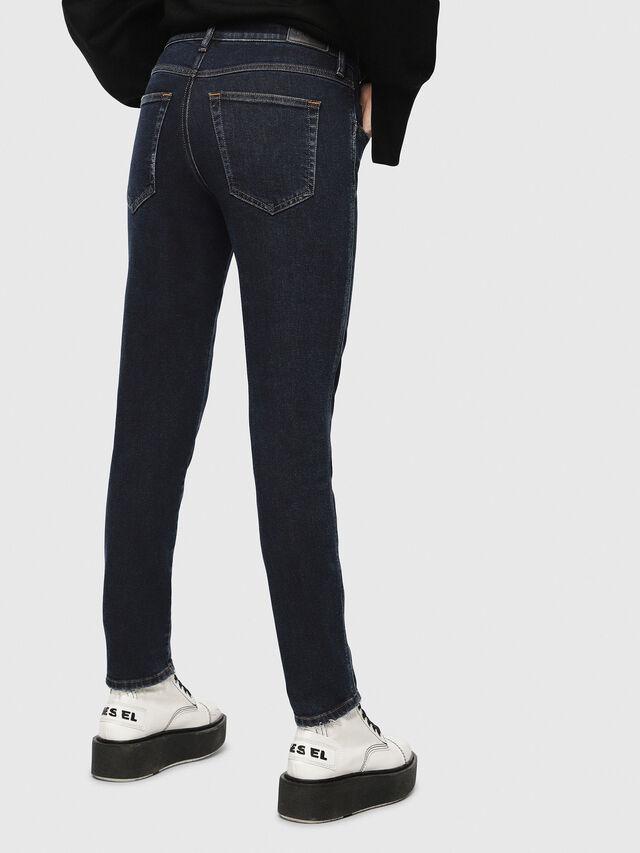 Diesel - Babhila 084YD, Bleu Foncé - Jeans - Image 3