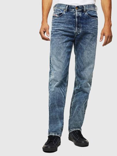 Diesel - D-Macs 0097G, Bleu moyen - Jeans - Image 1