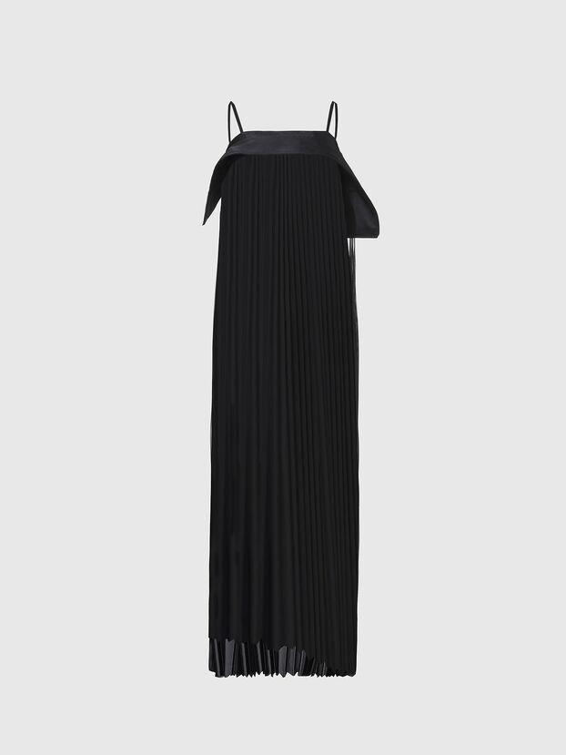 D-PERL, Noir - Robes