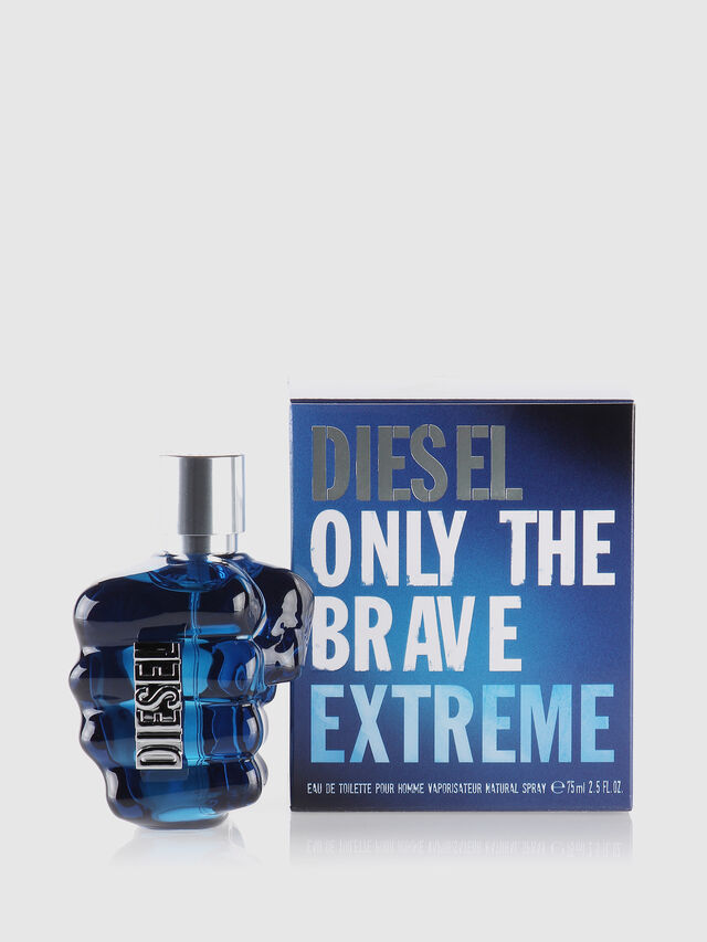 ONLY THE BRAVE EXTREME 75ML, Bleu