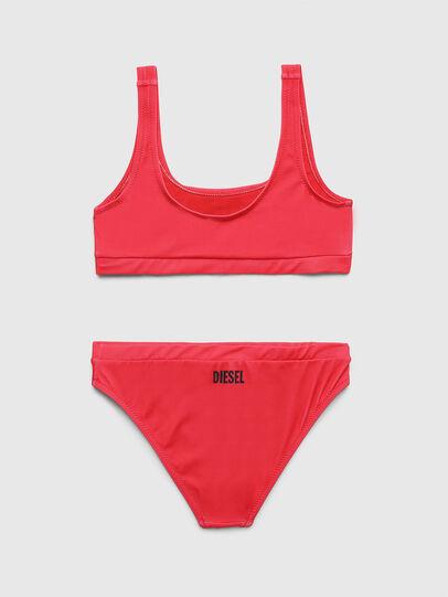 Diesel - METSJ, Rouge - Beachwear - Image 2