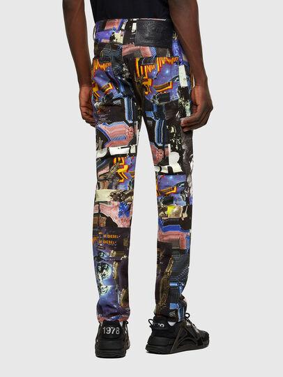 Diesel - D-Kras 009VB, Multicolore - Jeans - Image 2